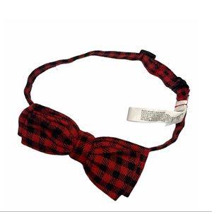 3/$15 ☘️ Dog Cat Plaid Bow Tie